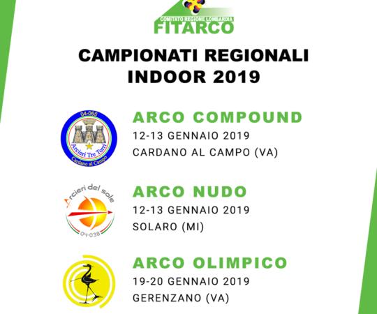 Campionati Regionali Lombardia